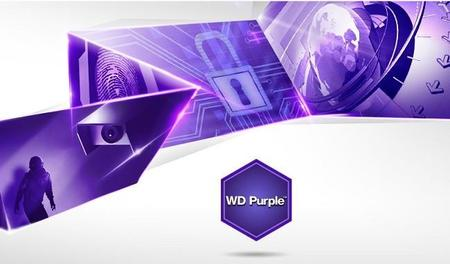 WD Purple aumentan su capacidad, ahora disponibles con hasta 6TB