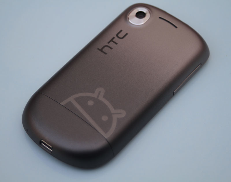 Foto de HTC Tattoo, análisis (primera parte) (10/14)