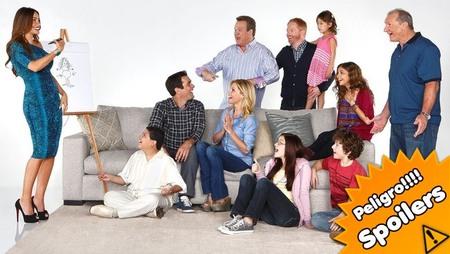 'Modern Family', mezclando negocios con placer
