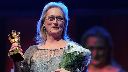 Berlinale 2012 | Meryl Streep recibe el Oso de Oro de Honor