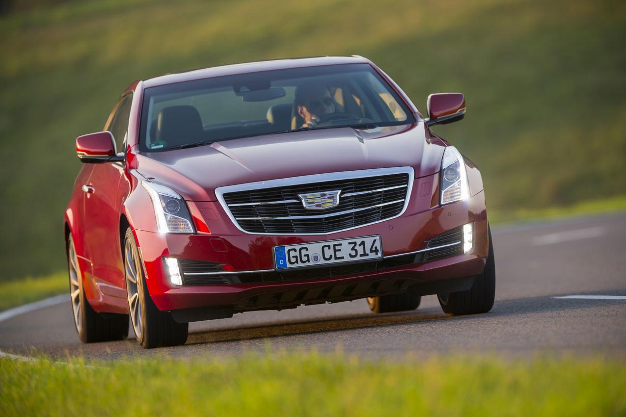 Foto de Cadillac ATS Coupé Europeo (7/33)