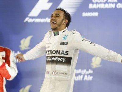 """La """"súbita"""" madurez de Lewis Hamilton"""