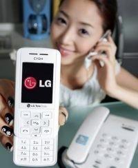 LG-LF1300 novedad en blanco