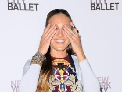 Las celebrities inauguran la temporada de los vestidos espectaculares en el Ballet de Nueva York