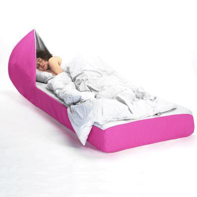 Sleepyhead, colchón con capota incorporada