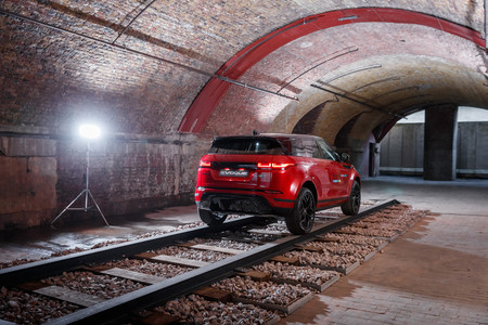 Range Rover Evoque 2019 17