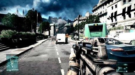 'Battlefield 3': vídeo no oficial con siete minutos de juego real