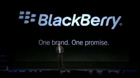 RIM ahora se llama BlackBerry