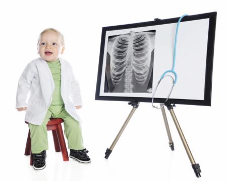 La radiación que reciben nuestros hijos en la atención sanitaria tiene riesgos