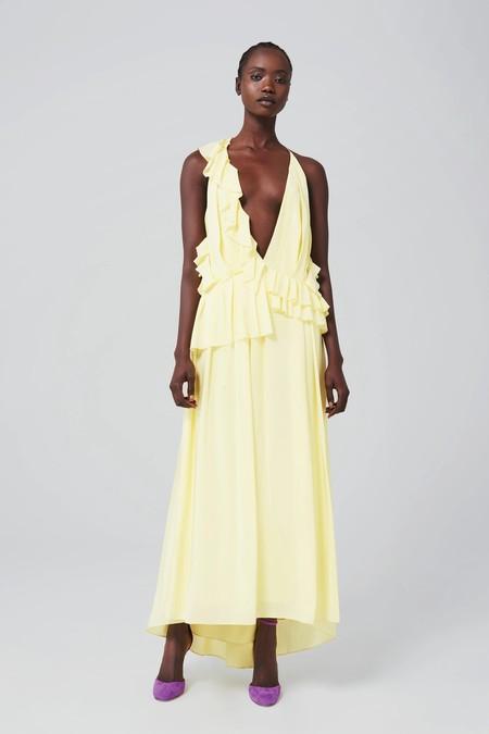 Brooklyn Beckham Nicola Peltz Engagement Look Dress Victoria Beckham Ss 2020 02