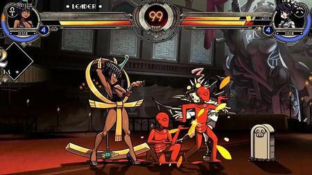Skullgirls Encore para PS4 y PS Vita se retrasa hasta el 2015