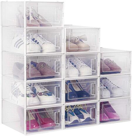 Cajas especiales para zapatos