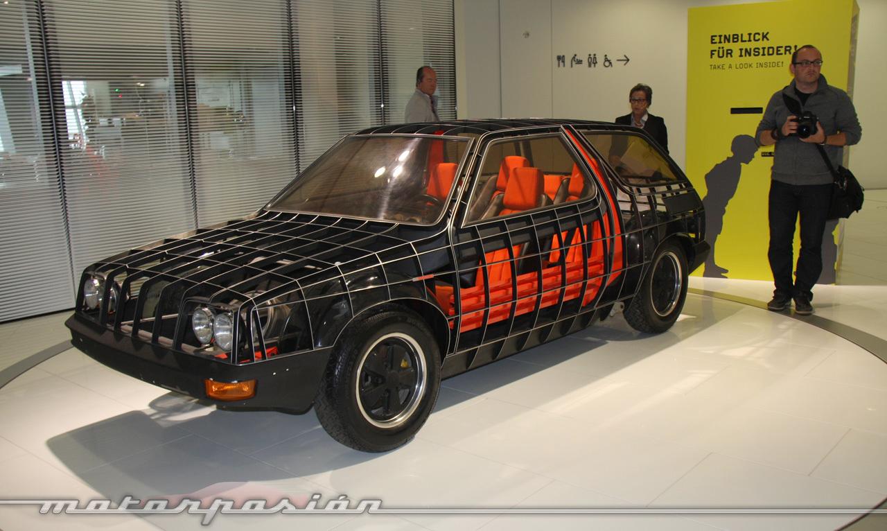Foto de Museo Porsche - Project: Top Secret! (48/54)