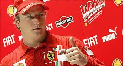 Ferrari espera la respuesta de Raikkonen para ampliar su contrato