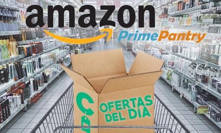 Mejores ofertas del 30 de Octubre para ahorrar en la cesta de la compra con Amazon Pantry