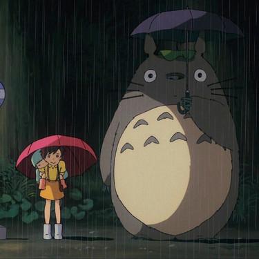 Netflix se hace con el catálogo del estudio japonés Ghibli: 'Mi vecino Totoro' y otras 20 películas más se podrán disfrutar en la plataforma de streaming