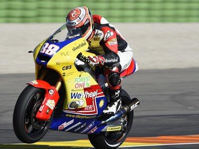 Ricky Cardús sustituirá a Brad Binder en el GP de las Américas