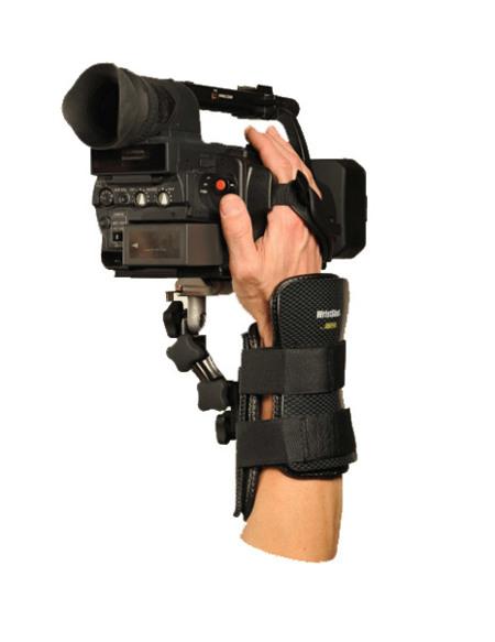 WristShot: una ayuda para el sufrido cámara