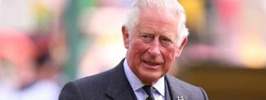 El Príncipe Carlos de Inglaterra incursiona en la moda colaborando con una firma punk