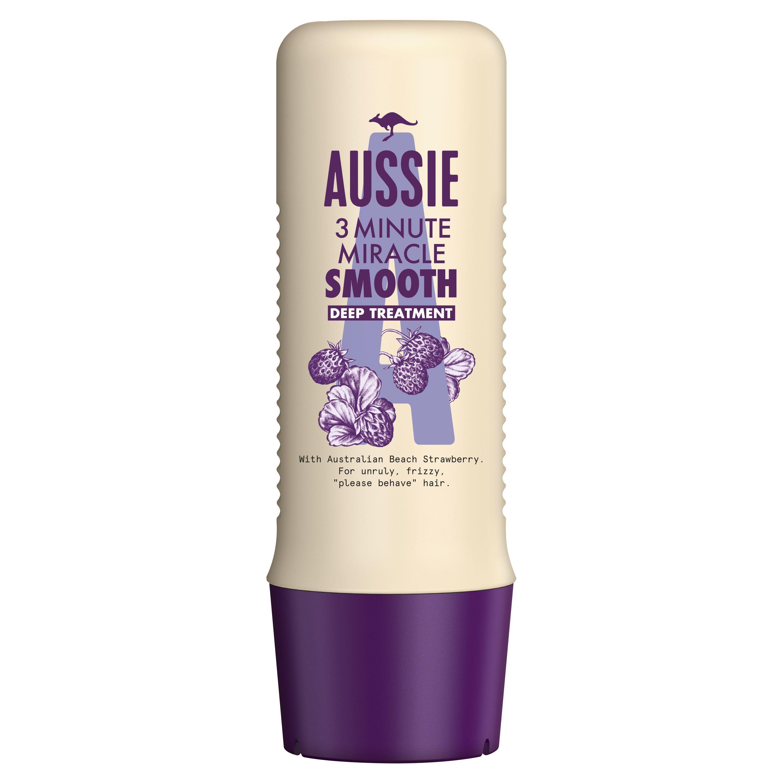 Mascarilla para cabellos rebeldes y encrespados 3 Minutes Miracle de Aussie