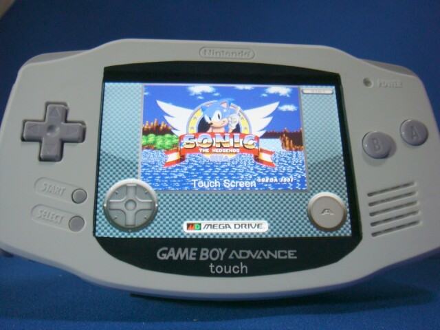 iPhone a lo GameBoy Advance