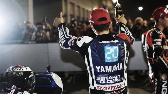 Jorge Lorenzo Moto GP