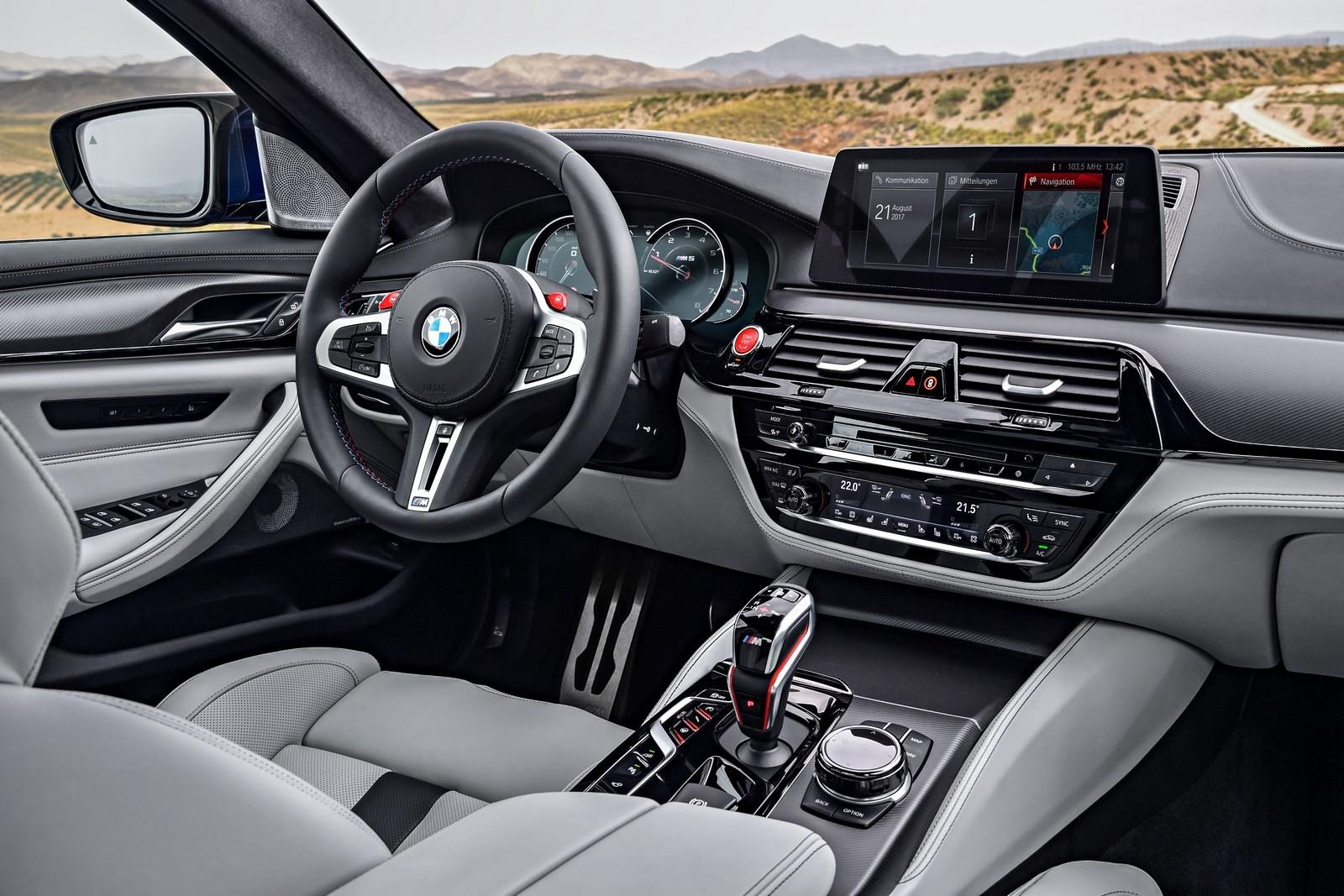 Foto de BMW M5 2018 (46/57)