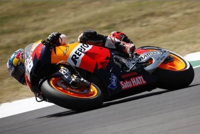 Dani Pedrosa GP Italia 2012