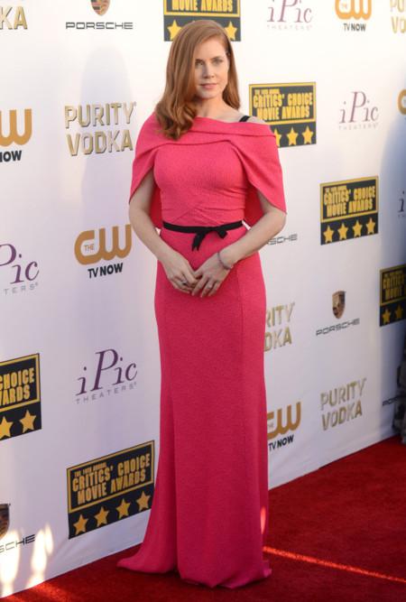 Amy Adams Critics Choice Awards 2014