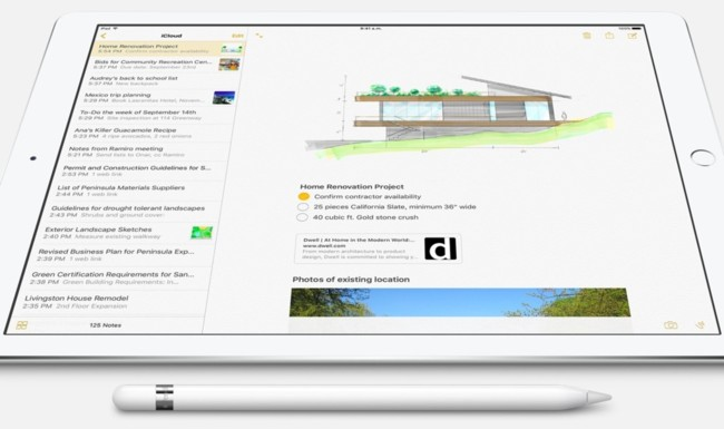 Apple recapacita, el Apple Pencil incluirá un adaptador Lightning a USB