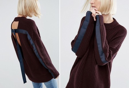 Asos Jumper Cut Out