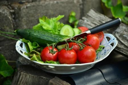La mejores ensaladas sin tomate y 13 tartas de queso imprescindibles. Menú semanal del 25 de abril al 1 de mayo
