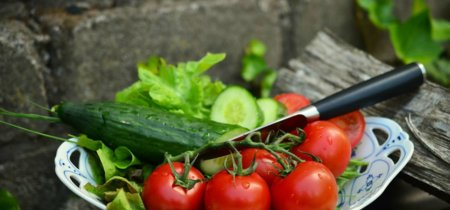 """Cómo preparar una ensalada """"detox"""" en cinco pasos"""