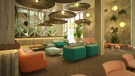 Futur2 Costa Mujeres Pearl Lobby Bar 1