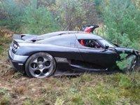 Estrella su Koenigsegg CCX a las 18 horas de tenerlo