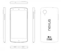 Nuevas imágenes e información sobre Nexus 5 en su manual de servicio