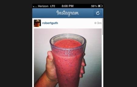 Los misteriosos smoothies de Instagram. La imagen de la semana