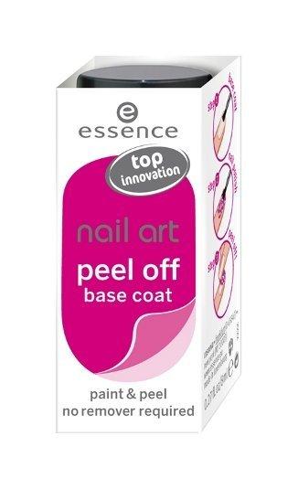 Essence nos presenta Peel Off. ¡Atención amantes de los esmaltes con glitter!