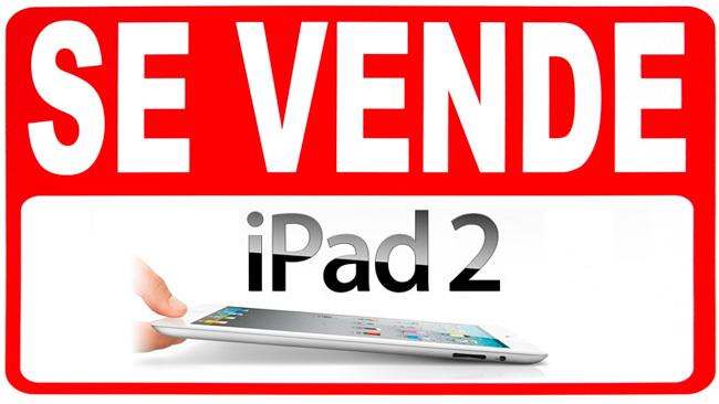 Se vende iPad 2