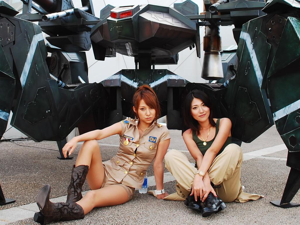 Foto de Chicas del Tokyo Game Show 2009 (3/28)