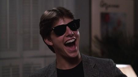¿Por qué se vendieron más las gafas que llevaba Tom Cruise?