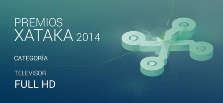 Mejor televisor FullHD, vota por tu preferido para los Premios Xataka 2014