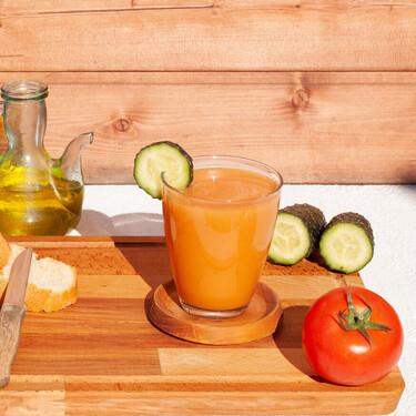 Cuándo añadir el aceite de oliva en nuestras recetas de gazpacho y salmorejo