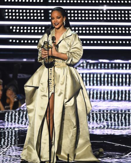 Rihanna En Los Mtv Video Music Awards