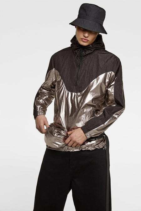Metal Trend Menswear Looks Spring Summer 2019 Trendencias Hombre Tendencia
