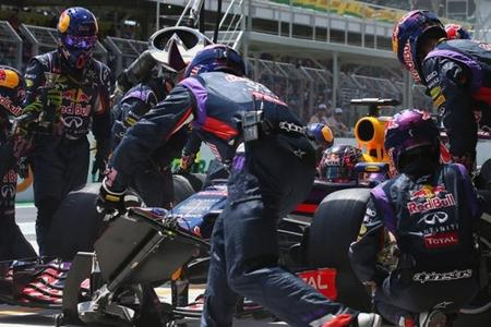 "Christian Horner:""Contra el motor Mercedes no podemos hacer nada"""
