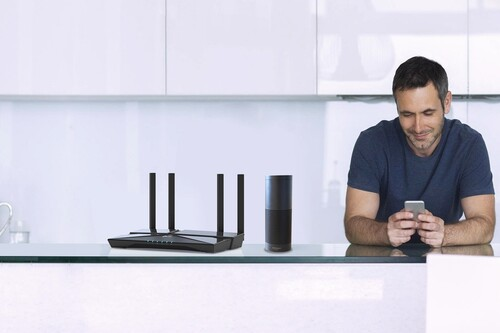 Dónde es mejor colocar nuestro router en casa para tener una red WiFi con la máxima cobertura y velocidad