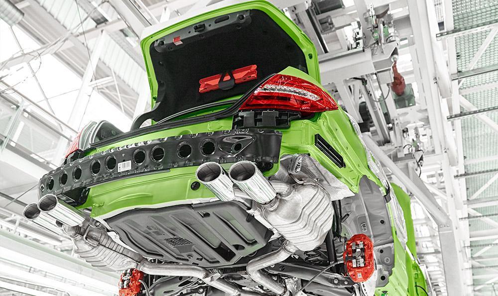 Foto de Mercedes C63 AMG Coupe Legacy Edition (13/26)