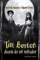 Entrevista a David G. Panadero, autor de 'Tim Burton. Diario de un soñador'.