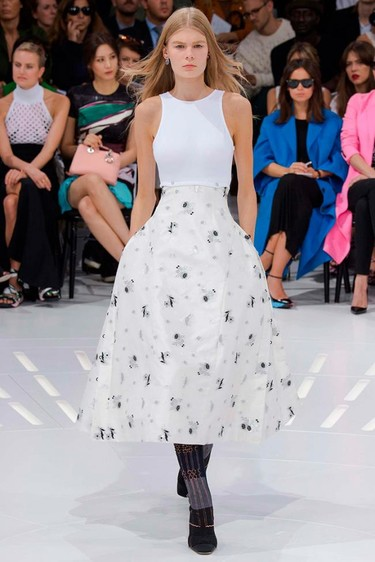 Christian Dior, el vídeo del desfile Primavera-Verano 2015